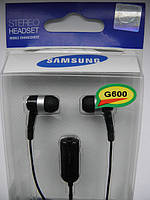 Гарнитура проводная original Samsung d880, e210, с5212, s5230