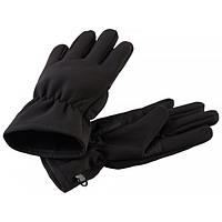 Демисезонные перчатки для мальчика Lassie Softshell 727705-9990. Размеры 3-6., фото 1