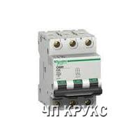 Автоматический выключатель 3р 50А C