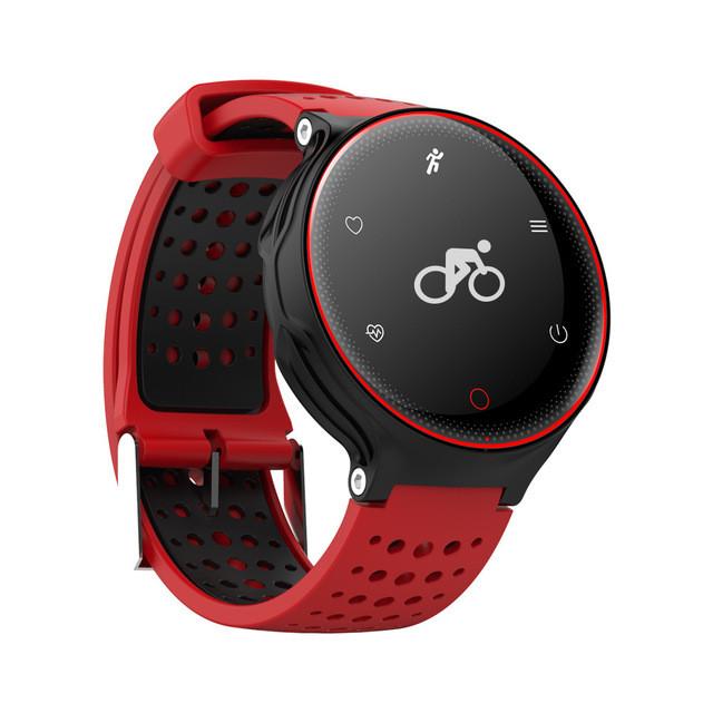 Фитнес-браслет Razy Fitness Red (146912)
