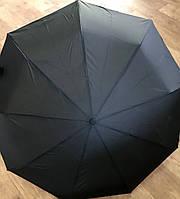 Мужской зонт автомат Universal (Черный)