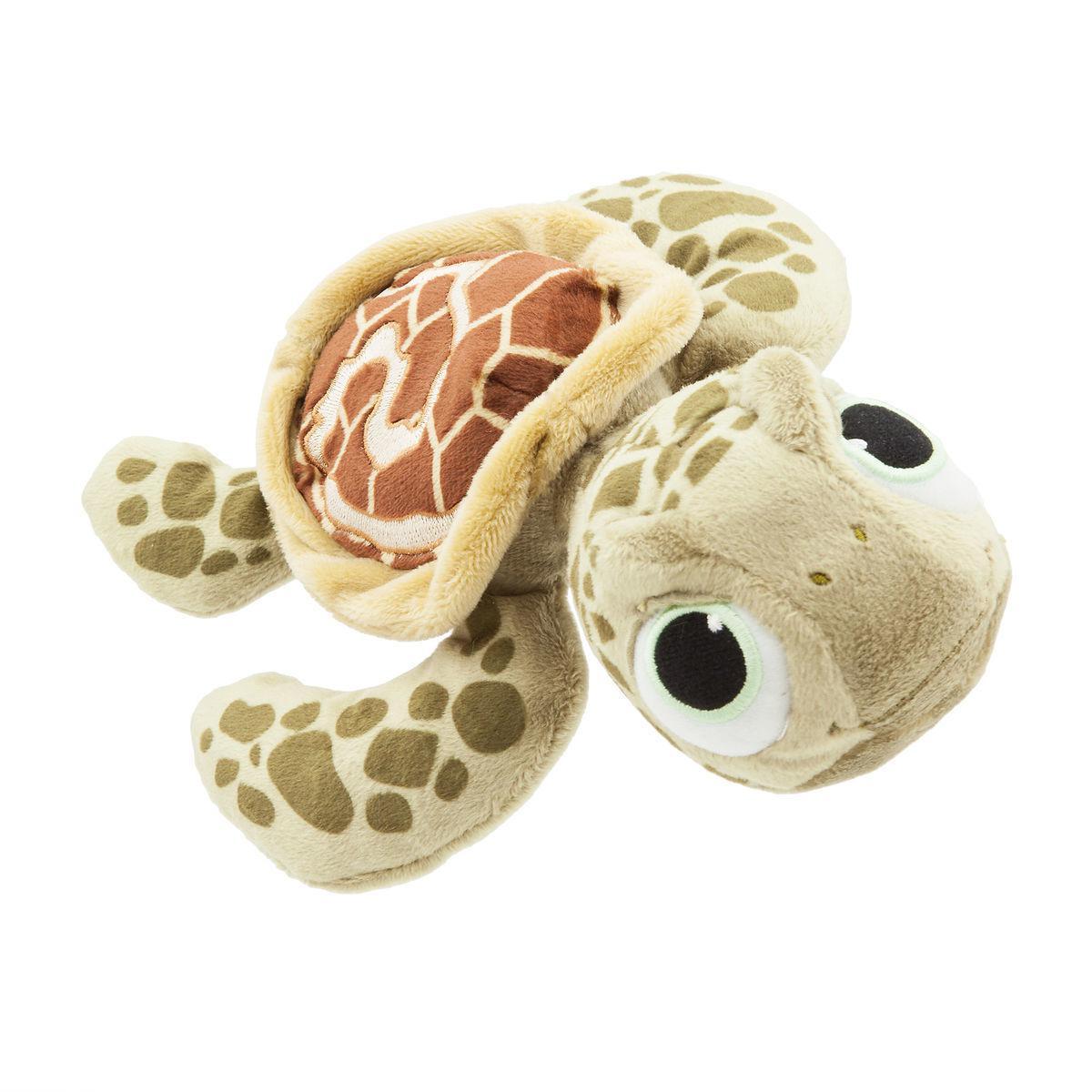 Disney мягкая игрушка маленькая черепаха 22см - Моана