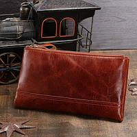 Клатч мужской J.M.D. Leather, складной
