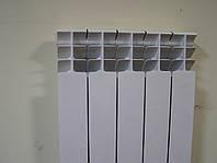 Радиаторы алюминиевые SOLUR 500 * 80, фото 1