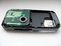 Nokia 6233 средняя часть полная с динамиками чёрная, фото 1