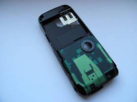 Nokia 6233 средняя часть полная с динамиками чёрная, фото 2