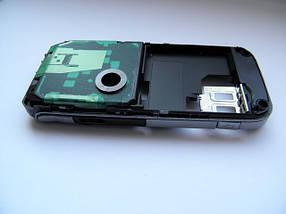 Nokia 6233 средняя часть полная с динамиками чёрная, фото 3