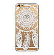 Чехол накладка силикон Ловец снов 0,3 мм для iPhone 6/6s, фото 2