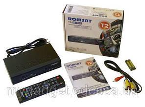 ТВ-ресивер DVB-T2 Romsat TR-2018HD USB  ГАРАНТИЯ!