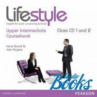 John Rogers, Irene Barrall, Margaret O'Keeffe, Iwona Dubicka, Norman Whitby, Vicki Hollett Lifestyle Upper-Intermediate Class Audio CDs (2)