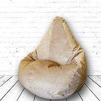 Кресло мешок Тринити-03 (Велюровая ткань мягкая)