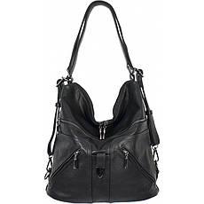 Сумка-рюкзак №2113(A-53) Чёрный