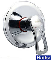 Смеситель для ванны и душа встраиваемый 4-х ходовой   Haiba   Hansberg-003