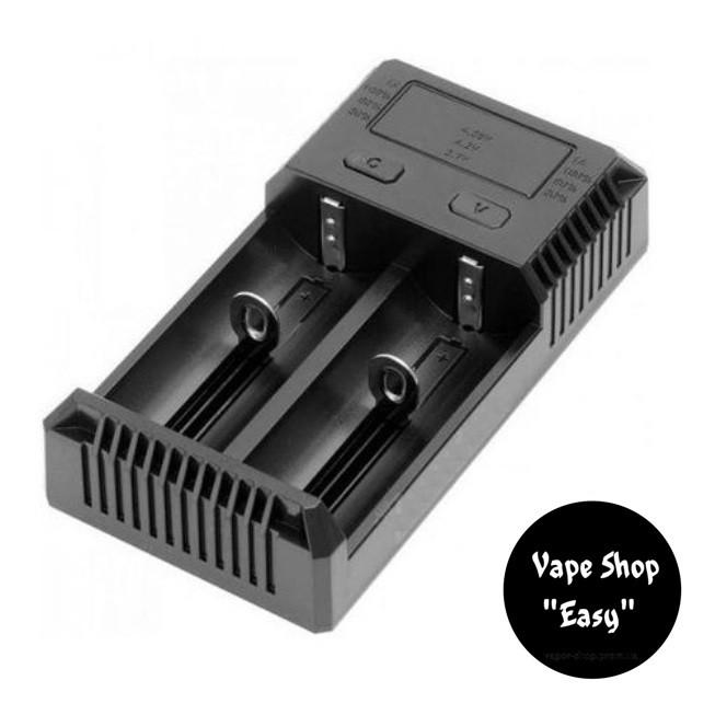 Nitecore intellicharger new i2  Зарядное устройство для аккумуляторов электронной сигарет Оригинал.