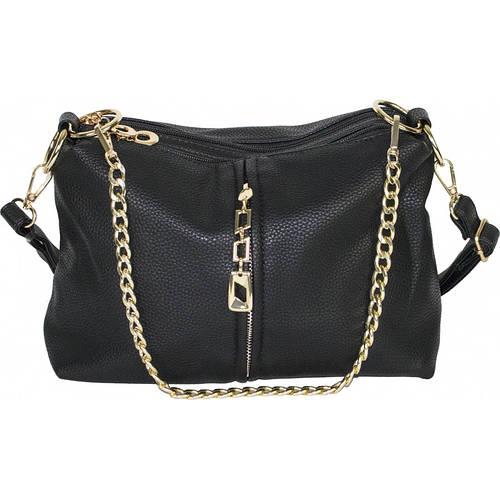 1d2011be59da Сумка женская №005-1 Чёрный: продажа, цена в Киевской области. женские  сумочки и клатчи от