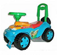 Детская машинка каталка толокар Дракоша