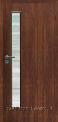 Двери Брама 2.2 орех карпатский, фото 2