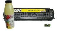 Восстановление картриджа CLJ 2600 (Q6002A) Yellow