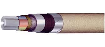 Кабель высоковольтный ААБл-10 3х35