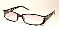 Женские очки с тонированной линзой (8365 тон ч), фото 1