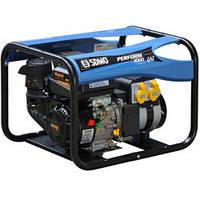 Однофазный бензиновый генератор SDMO Perform 4500 GAZ