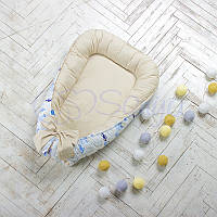 Кокон Маленькая Соня Baby City №29 детский арт.5020108