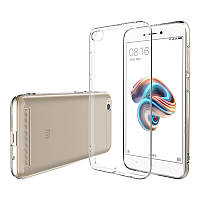 Xiaomi Redmi Note 5А Prime защитный чехол Transparent