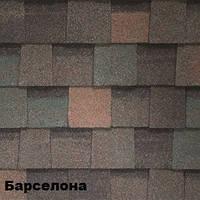 Битумная черепица SHINGLAS ДЖАЗ БАРСЕЛОНА