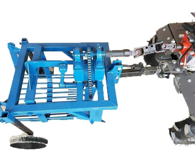 Картофелекопалка механизированная КМ-3 для КПП 1100-6 привод-ВОМ (кардан)