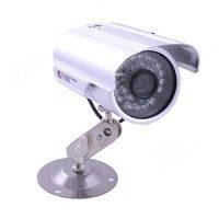 Видеокамера цветная аналоговая 711sd, корпусная, объектив 3,6 мм, матрица 700 твл, инфракрасная подсветка