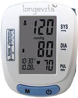 Измеритель давления автоматический на запястье LONGEVITA BP-201M