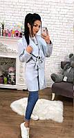 Пальто женское кашемировое мод.083