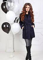 Женское кашемировое пальто мод.103  , фото 1