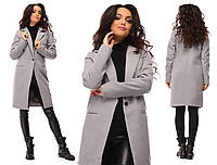 Пальто женское кашемировое мод.0092, фото 1