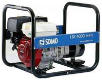 Бензиновый генератор SDMO HX 4000 (Франция)