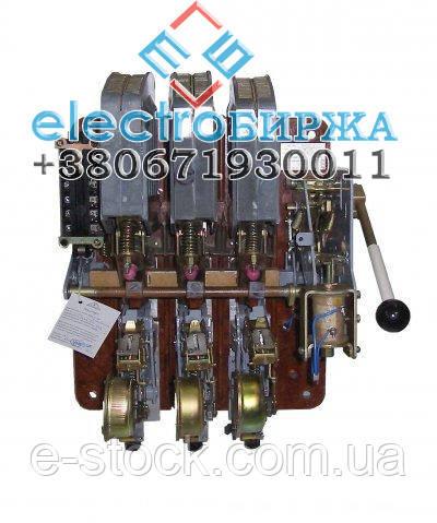 Автомат АВМ-10С 500А, 600А, 800А, 1000А