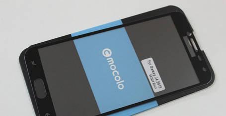 Защитное стекло Samsung Galaxy J4 2018 Full Cover (Mocolo 0.33 mm), фото 2