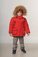 Детская зимняя куртка парка для мальчиков интернет магазин