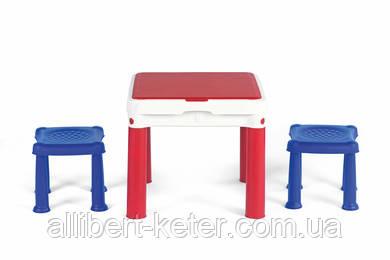 Столик для гри з конструктором CONSTRUCTABLE (Keter)