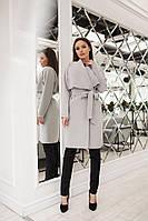 Женское ультрамодное кашемировое пальто мод.171, фото 1