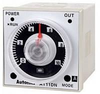 AT11DN 100-240 V AC, 24-240 V DC Реле времени (0,05с.-100ч.), фото 1