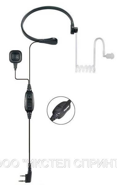 TM-2525K2 Ларингофон для KENWOOD