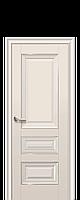 Двери межкомнатные Новый Стиль Статус (Глухое с молдингом) ПП Premium
