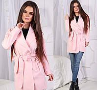 Женское кашемировое пальто мод.103, фото 1