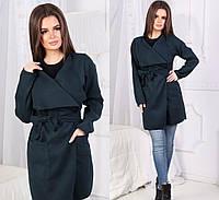 Женское кашемировое пальто мод.101, фото 1