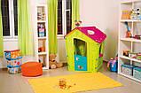 Будинок для дітей MAGIC PLAYHOUSE світло-зелений (Keter), фото 3