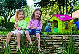 Будинок для дітей MAGIC PLAYHOUSE світло-зелений (Keter), фото 4