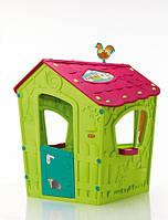 Будинок для дітей MAGIC PLAYHOUSE світло-зелений (Keter)