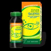«Фаурин» 10 г (Фитория) -  глазные капли при конъюнктивите, блефарите