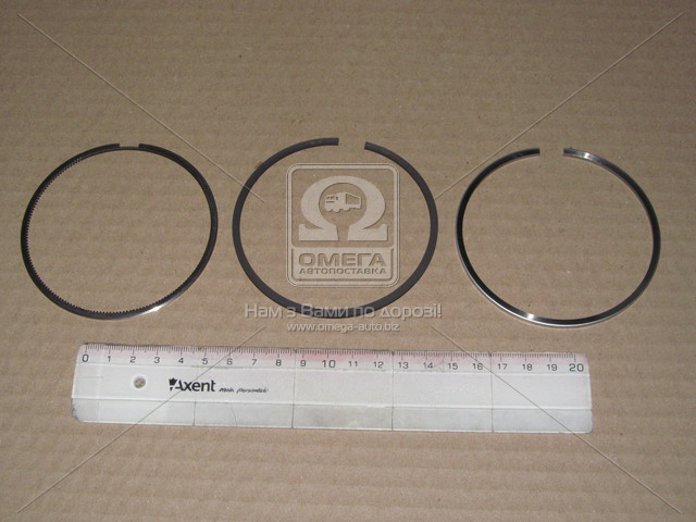 Кольца поршневые OPEL/RENAULT 84.0 (2.5/2/2) M9R740/M9R780 (пр-во KS) 800057110000